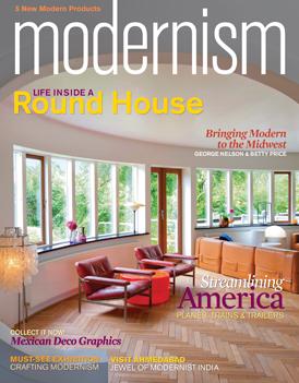 MODERNISM Magazine Cover