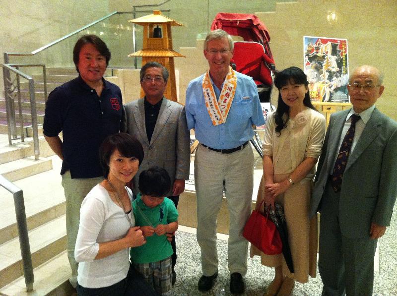 Kawagoe teachers