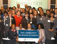 Community Business Academy Graduation