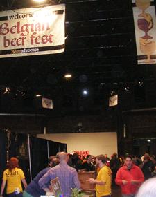 Belgian Beer Fest Shot