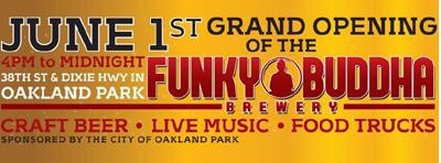 Funky Buddha Grand Opening