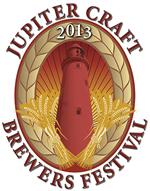 Jupiter Brewfest Logo 2013