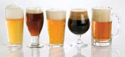 Spring Beer Glasses