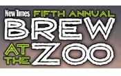 Brew at Zoo Miami Logo