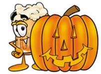 Pumpkin Ale Mug