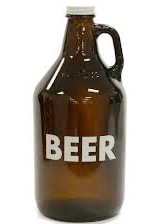 Half Gallon Growler