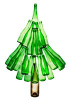Beer Bottle Tree Art