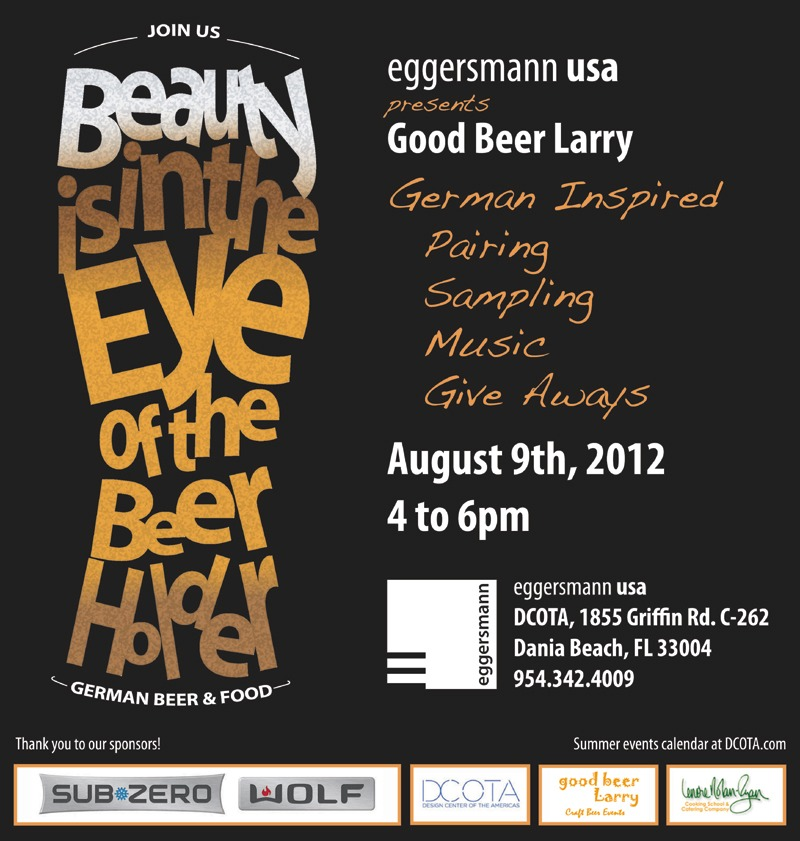 Event Invitation August 9, 2012