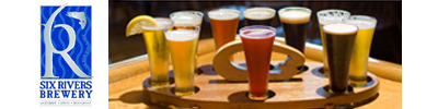 Six Rivers Brewing Co Sampler