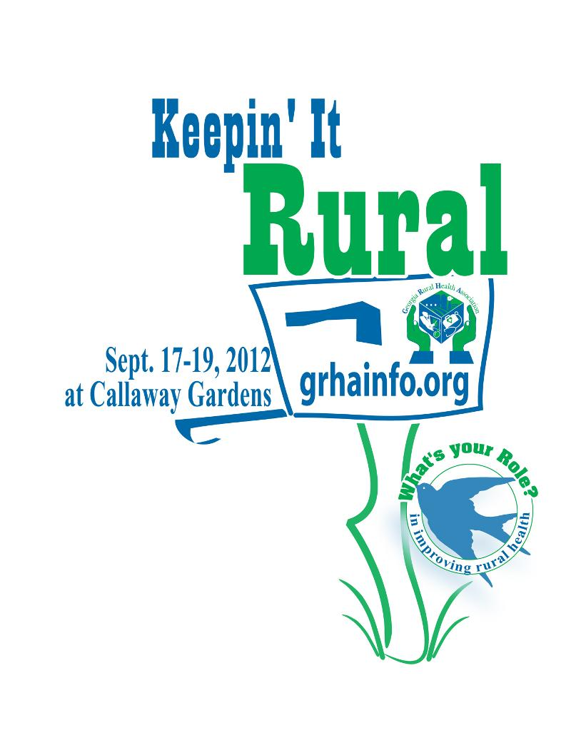 2012 Annual conference logo
