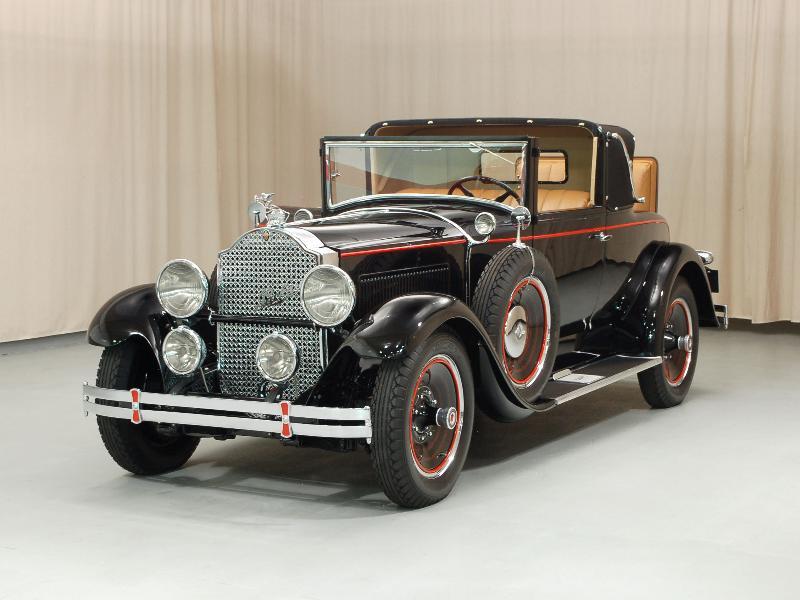 29 Packard 8