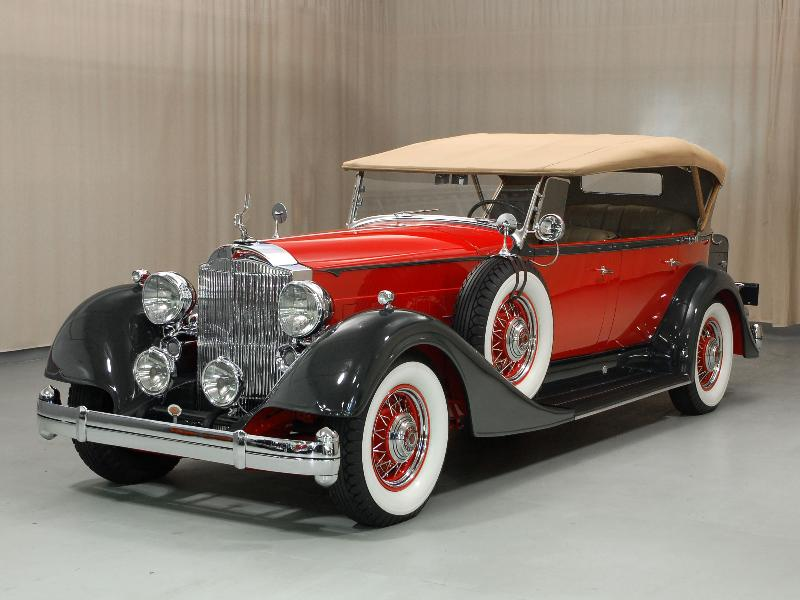 34 Packard 12