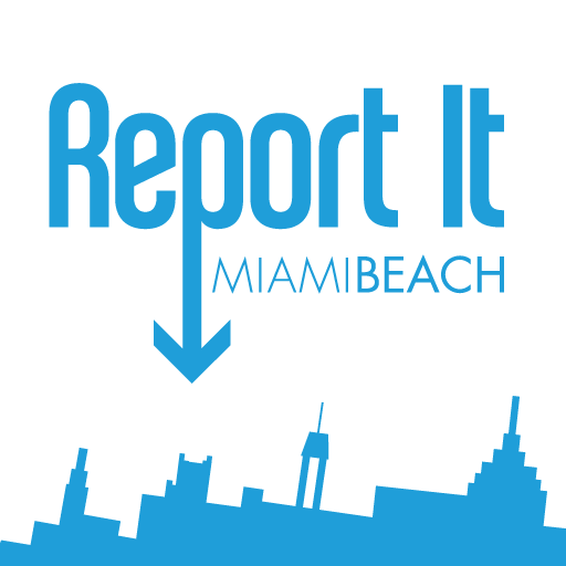 Miami Beach Report It App