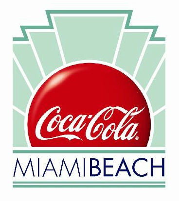 Coca-Cola Miami Beach Partnership Logo