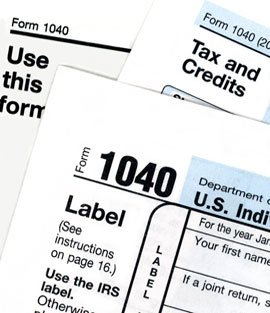 Tax Credit Forms