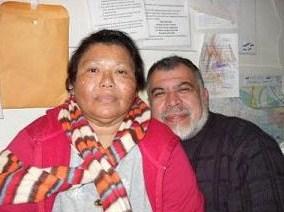 Miriam and Jose G.
