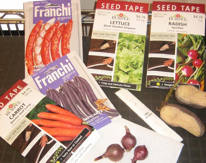 Seeds and more