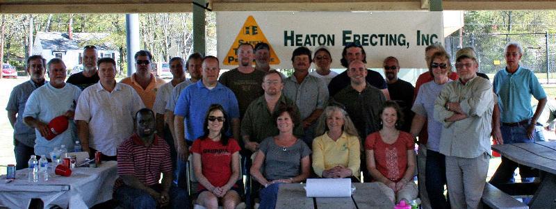 2011 team heaton