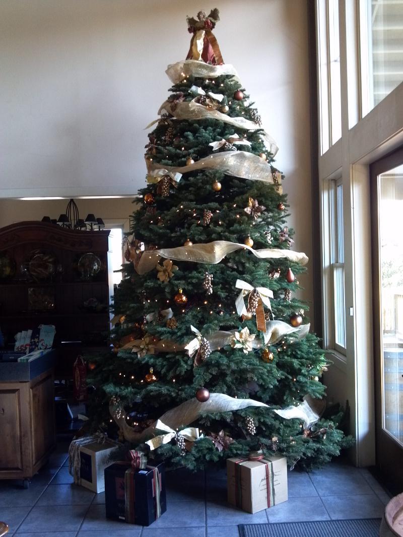 2011 Holiday Tree