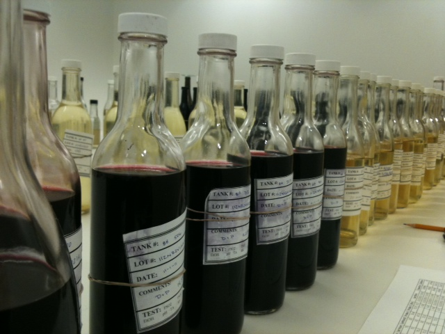 Fermentation bottles