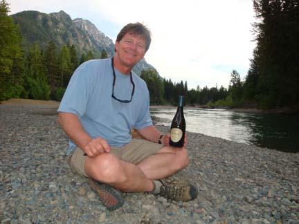 Bogle at Avalanche Creek