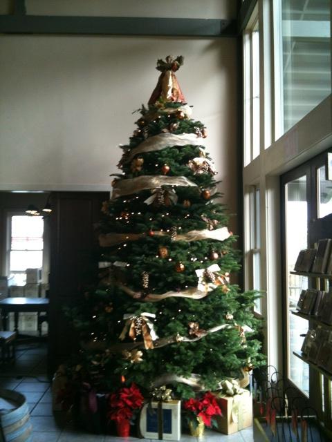 2010 Holiday Tree