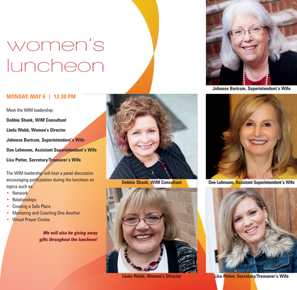 womens lunch