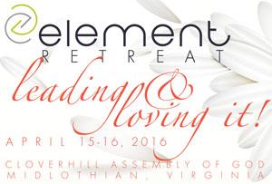 2016 Element Retreat