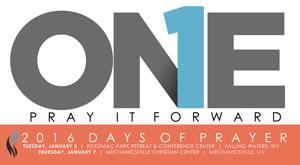 2016 Days of Prayer