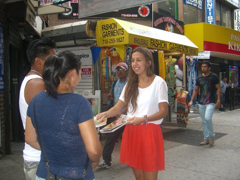 2013-Queens Hispanic Street Outreach