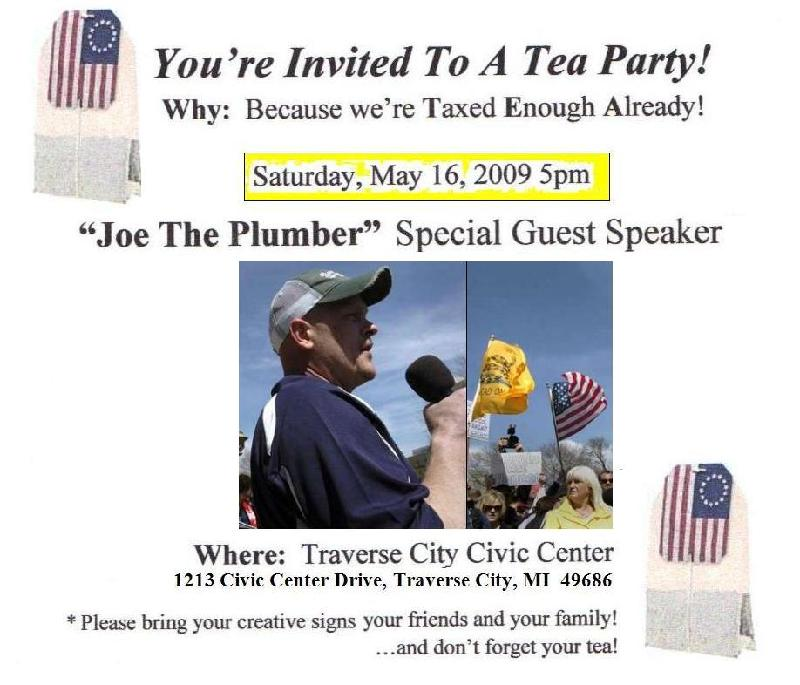 Joe the Plumber FairTax Advocate!
