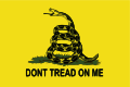 don't tread on me