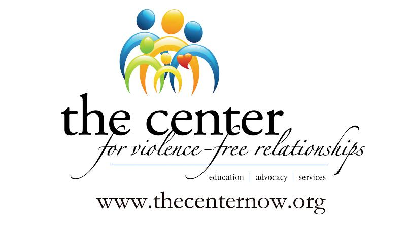 Center Logo with website