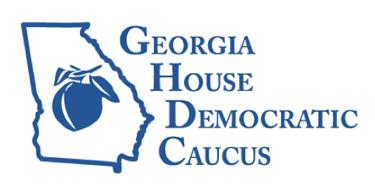 House Demoratic Caucus Logo