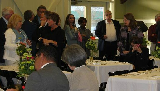 crowd chamber banquet