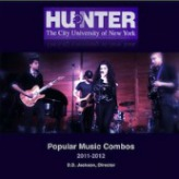 Hunter Pop Combos CD Cover