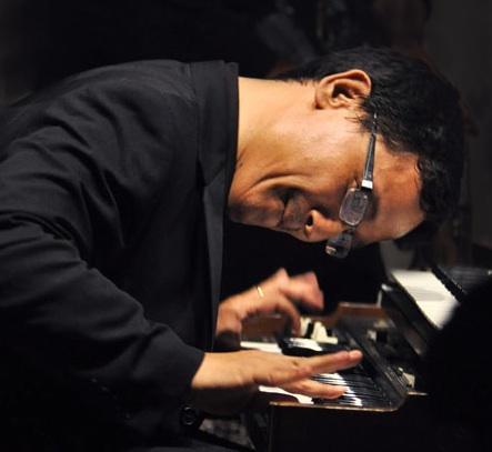 D.D. Jackson, piano