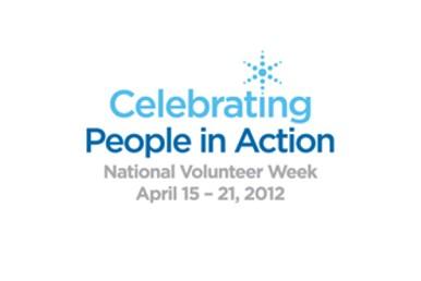 Ntl Volunteer Week