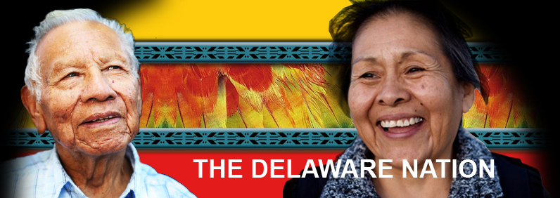 Delaware Nation Header