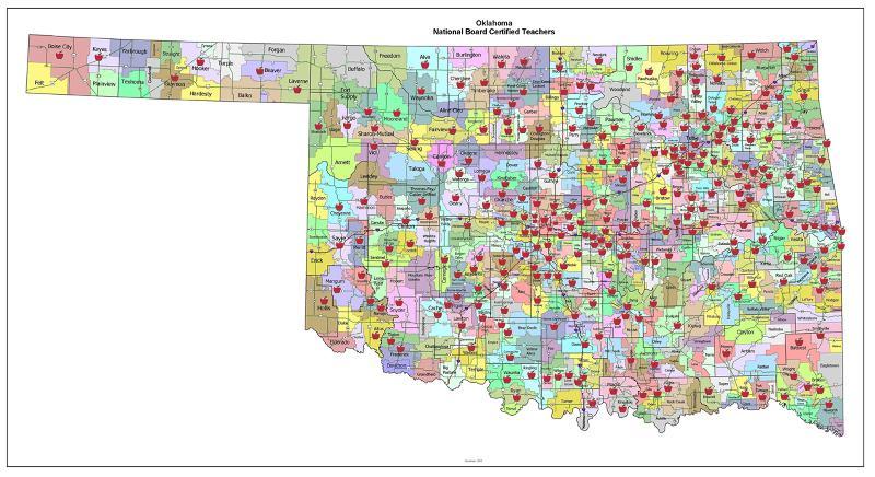 NBCT Map
