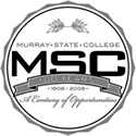 Murray State College Centennial Logo