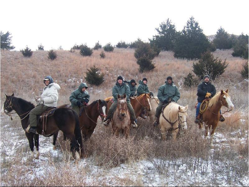 SWOSU Adventure Horses