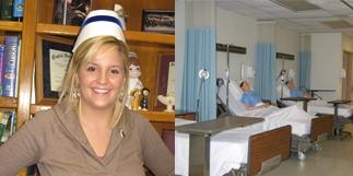 UCO Nursing Students