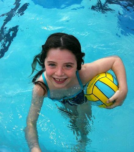 Splashball Girl