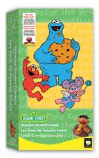 Cricut Sesame Street Friends