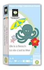 Cricut Life is a Beach