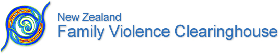 NZ Family Violence Clearinghouse Logo