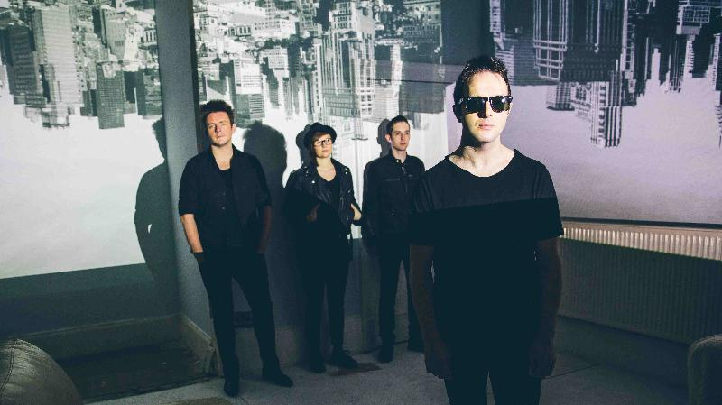 Glasvegas - Photo Credit: Danny North