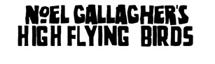 Noel Gallagher's High Flying Birds Logo