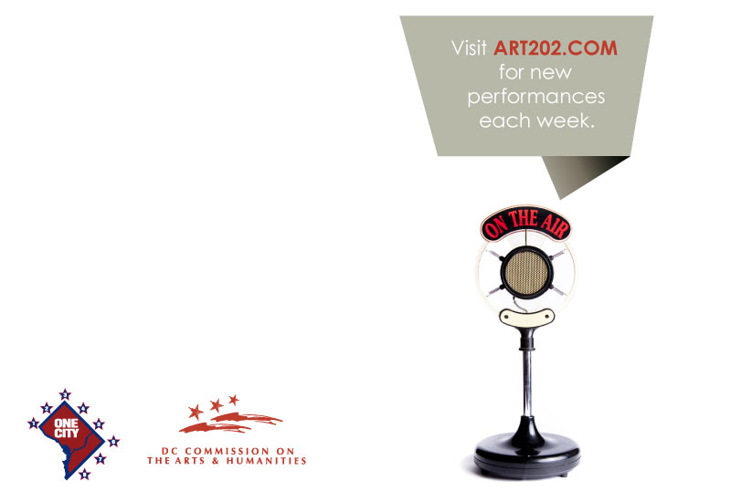 Visit ART202.COM  for new performances each week.